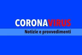CORONAVIRUS - ULTIMI PROVVEDIMENTI
