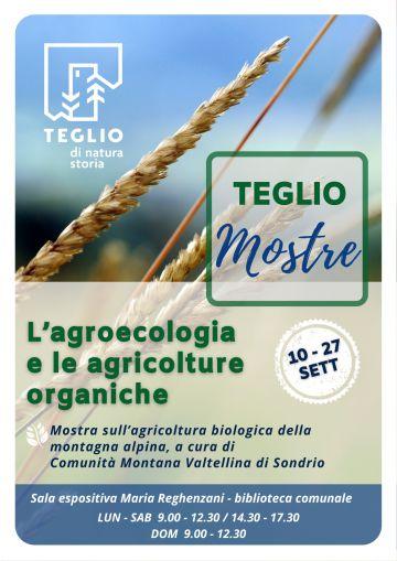 Agroecologia e agricolture organiche