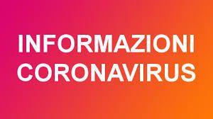EMERGENZA EPIDEMIOLOGICA DA COVID-19 (CORONAVIRUS)