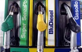Riduzione del prezzo della benzina e del gasolio